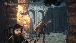 Dark Souls III Battle Axe Finale