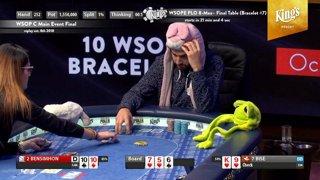 King's Resort - WSOPE PL Omaha 8-Max – Final Table (Bracelet #7)