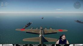 Landing a B17 Bomber on an Aircraft Carrier