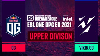 Dota2 - OG vs. ViKin.gg - Game 1 - DreamLeague Season 14 DPC: EU - Upper Division