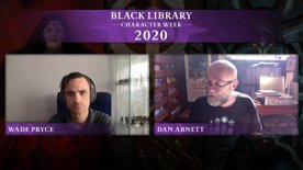 Black Library Character Week 2020: An Interview with Dan Abnett