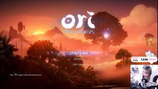 Wendy Plays: Ori and the Will of the Wisps Part 1