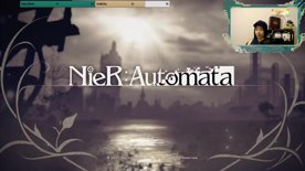 『NieR:Automata』Part 8: Forest king baby bout to get owned | Giant 🐋 roboto! | Gib more lore pls