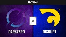 DarkZero vs. Disrupt   R6 NAL 2021 - Stage 2 - Playday 4