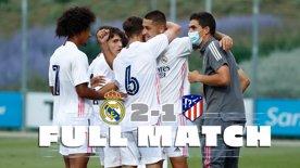 📺 Juvenil A 🆚 Atlético de Madrid   Cuartos de Final   🏆 Copa de Campeones