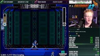 Highlight: Mega Man X Hundo  | @calebhart42 Twitter/IG