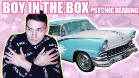 The Boy in the Box Psychic Tarot Reading