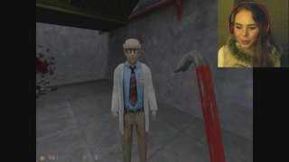 The scariest moment in Half Life