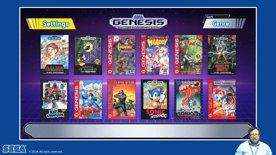 SEGA Live - SEGA Genesis Mini