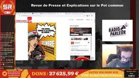 Interview Info'Com-CGT / Radio Parleur