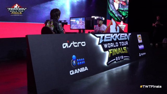 Tekken World Tour 2019 Finals - RADIANCE RB Anakin (Jack-7) vs YAMASA Nobi (Dragunov) - Top 8