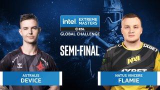 CS:GO - Natus Vincere vs. Astralis [Nuke] Map 2 - IEM Global Challenge 2020 - Semi-final