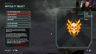 Elajjaz plays DOOM Eternal (DLC part 3)
