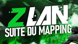 Mapping Trackmania ZLAN. les 2 premières maps sont dans le map pack. pour les 2/3 autres on va voir ! (cf mon twitter)