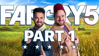 Far Cry 5 Shenanigans with DrGluon - PART 1