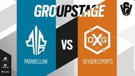 Parabellum Esports VS Oxygen Esports // SIX INVITATIONAL 2021 – Group stage – Day 2