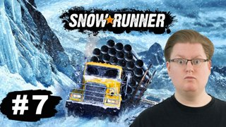 Ich stecke in Mutter Russland | SnowRunner #7