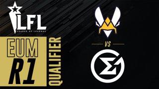 LFL Qualif EU Masters - VIT vs GW - BO5