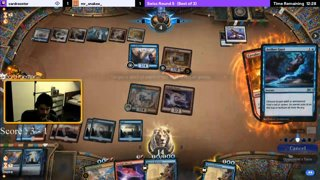 Twitch Rivals: Magic: The Gathering Arena Day 1