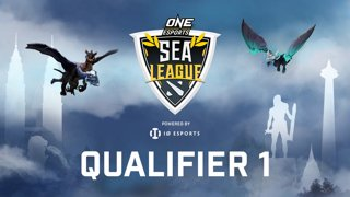 Qualifier 1 Semifinals - ONE Esports Dota 2 SEA League