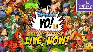 WE'RE BACK! Virtua YOVG X Classic Arcade Games ALL NIGHT (4-11) !ads !nzxt