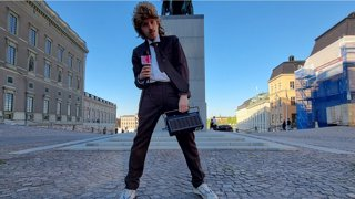 News Reporter takes you around Sweden IRL | 10bits TTS | Toonations Mediashare | Blerp