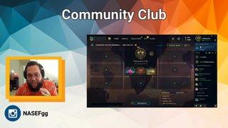 Highlight: #WellnessWednesday | Healthy Gaming with Haylesh | Community Club | !btg