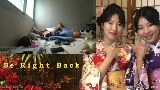 VOD: Halloween stuff shopping Busan korea