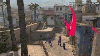 G2 - Furia - map 1: Mirage