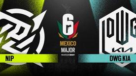 Ninjas in Pyjamas vs. DWG KIA  // Six Major Mexico - group stage - day 2
