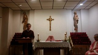 Fr Jim's Homily: 4th Sun of Lent March 21, 2020 5pm Mass