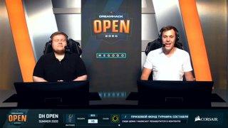 Team Liquid vs Ze Pug Godz  BO3   DreamHack Open Summer 2020  game 1