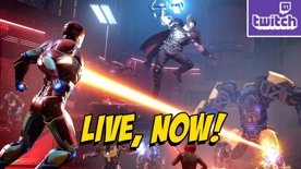 AVANGARS...ASSASSMBLO - Avengers β & Frostfang Barioth Later?! (8-7)