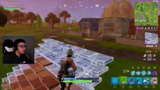 The Building God - Fortnite Highlight