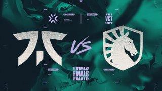 FNATIC vs Team Liquid - Challengers EU - Week 2 Main Event - Finals