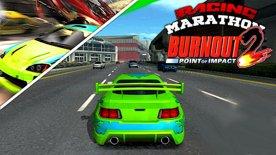 Burnout 2: Point of Impact (Part 2) [PS2] | Racing Marathon 2020
