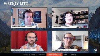 Weekly MTG: Ikoria Previews and C20