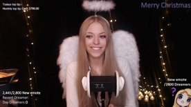 Angel Cosplay