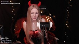 Devil cosplay