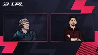 RW vs. V5 | LNG vs. WE  - Week 3 Day 7 | LPL Spring Split (2021)
