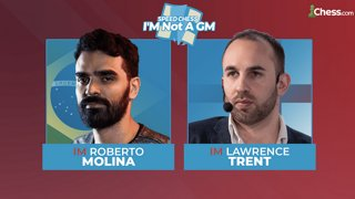 Roberto Molina vs Lawrence Trent | I'm Not A GM SCC