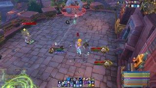 Highlight: Mythic Progression Battle of Dazar'alor - Fire Mage POV