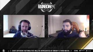 Natus Vincere vs. Team Vitality - Border - Rainbow Six Pro League - Season XI - EU