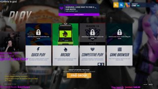 Highlight: Babybay :) OWL top500 ranked destroyer 1080p