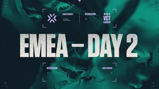 Challengers EMEA - Stage 2 Main Event - Day 2