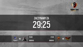 R6S Masters League - Grupa B - Samsung Morning Stars vs Zielarze & Invicta Gaming vs GoSkilla