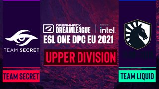Dota2 - Team Liquid vs. Team Secret - Game 1 - DreamLeague Season 14 DPC: EU - Upper Division