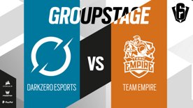 DarkZero Esports VS Team Empire // SIX INVITATIONAL 2021 – Group stage – Day 3