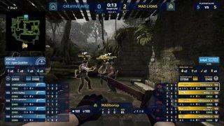 LIVE: MAD Lions vs AVEZ - IEM Fall - EU Open Qualifiers