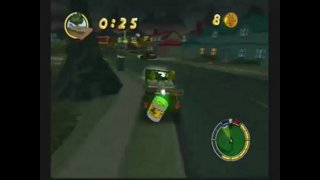 Simpsons Hit and Run Down!